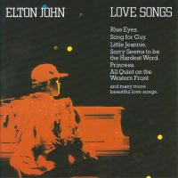 Cover Elton John - Love Songs [1982]
